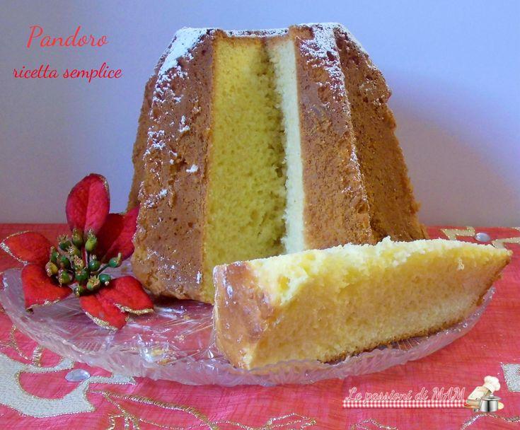 Pandoro+ricetta+semplice