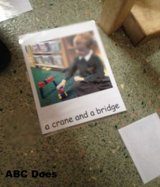 challenge cards in construction #abcdoes #eyfs #continuousprovision