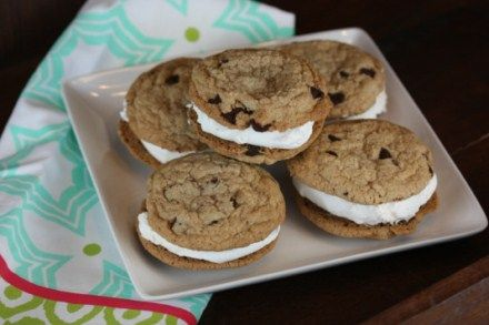 Easy Cookie Sandwiches [Recipes]