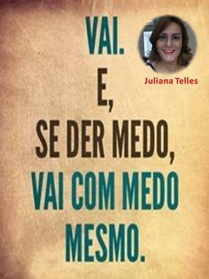 Juliana Telles: Vai?