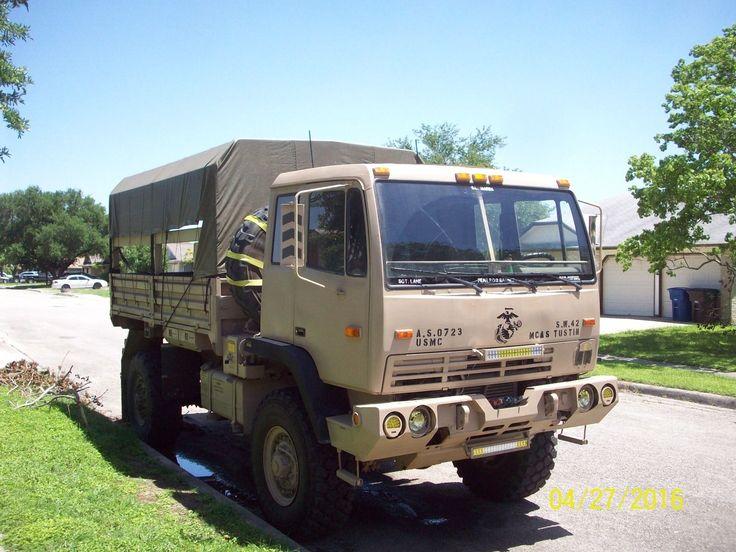1997 Stewart & Stevenson M1078 LMTV Military vehicles