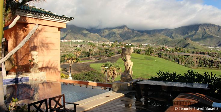 Royal Garden Villas - an outstanding grand luxury hotel in the south of Tenerife