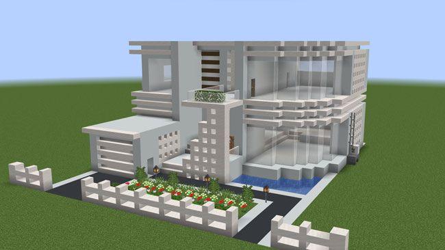マイン クラフト 豪華 な 家 の 作り方 【マイクラ】オシャレな家の作り方 –