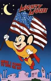Mighty Mouse: Favorite Cartoon, Saturday Mornings Cartoon, Childhood Memories, Comic Books, Mighty Cartoon, Childhood Cartoon, Mighty Mouse, Cartoons, Cartoon Character