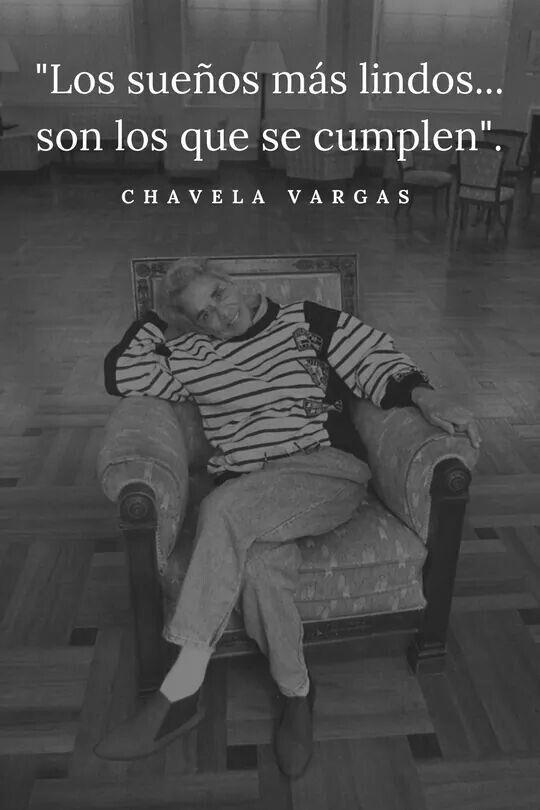 ❤Chavela Vargas de mis amores❤