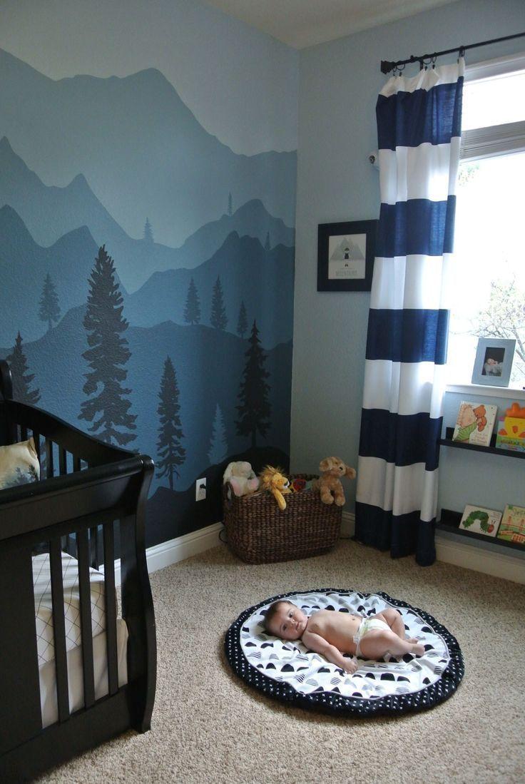 10 wunderschöne Kinderzimmer Ideen für Jungen – Joe Halim