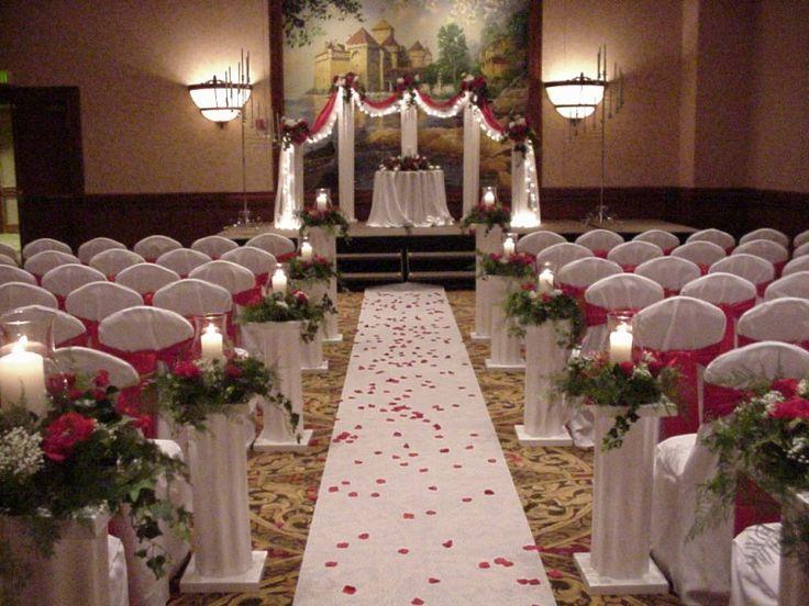 Beautiful Church Wedding Decorations Church wedding decorations
