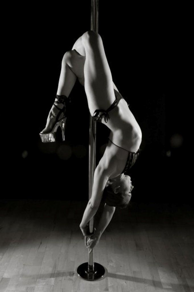 "Announcing the new fully illustrated ""Pole Tricks Handbook"" for pole lovers…"