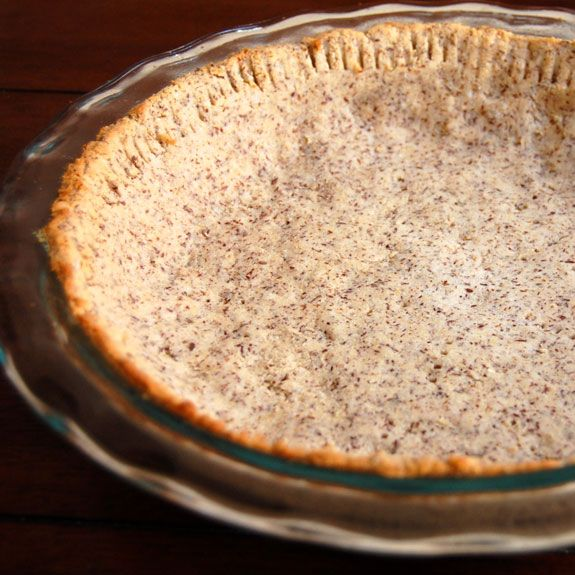 with every pie filling!: Coconut Flax Pies Crusts, Gluten Free Pies ...