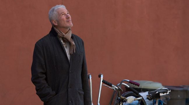 George (Richard Gere), finds himself adrift on the unforgiving streets of New York City. Profits from this special screening will go to Centrepoint.