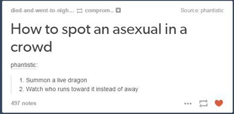 "Idk where the ""aces love dragons"" trope came from, but it's 100% true.>>> I am ace and I can agree, dragons are amazing"