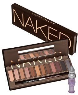 Urban Decay Naked Pallette 2-- I am going to get this on monday and I am so excited! I am ready to have a really some good quality  eyeshadow!