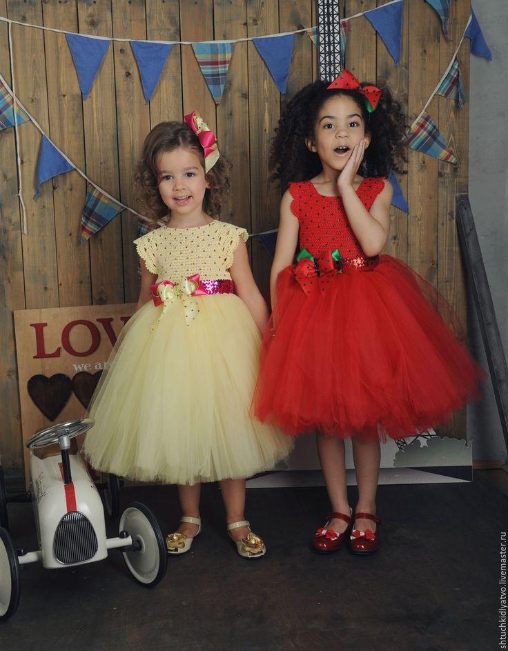 Авторские пышные платья в наличии - разноцветный, шикарное платье, пышное платье, нарядное платье