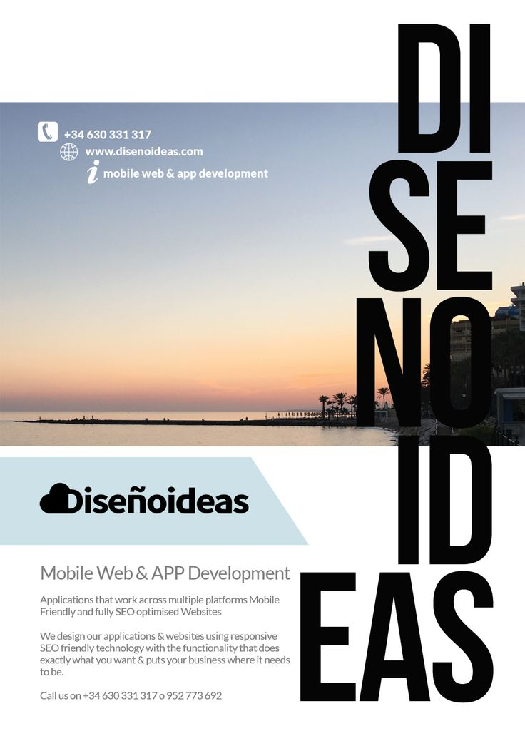 Disenoideas Marbella - Mobile Website Designers