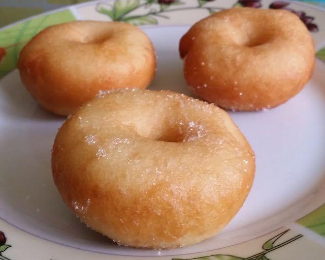 Donut Gebu lagi, resipi lain pulak - Sumarz.Com