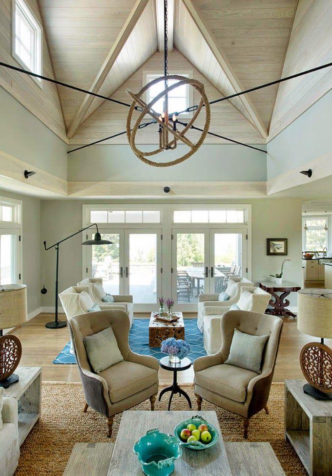 living room | Martha's Vineyard Interior Design