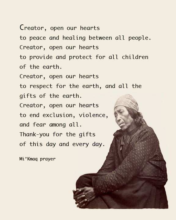 Native American Thanksgiving Prayer | kmaq micmiac prayer for thanksgiving c fakepath m ikmaq micmac prayer ...