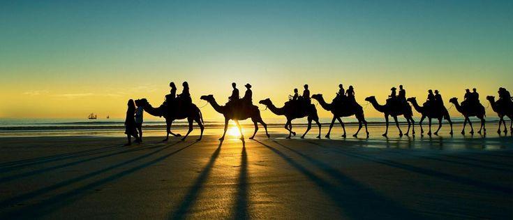 Cable Beach - Destinations - Tourism Western Australia