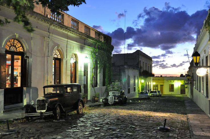 Colonia del Sacramento. Uruguay