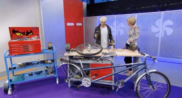 Episode 4: Electric Bike Build