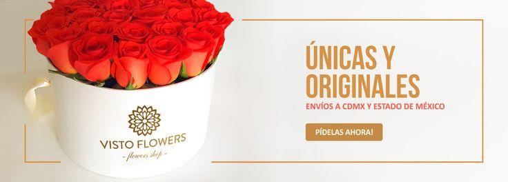 Envio de Flores a Domicilio. Caja de Rosas. Arreglos Florales. Ramo de Flores en Mexico.