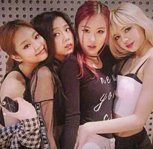 Fans Source Photo of YG's Newest Girl Group | Koogle TV