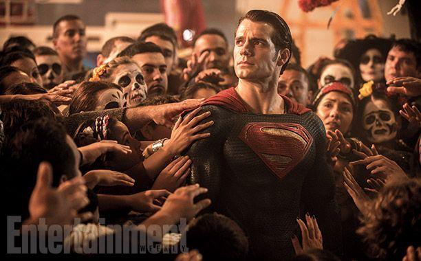 New images and plot details for Batman V Superman | GamesRadar
