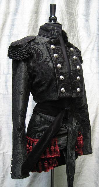 Shrine - Toreador Jacket & Hardware Kilt