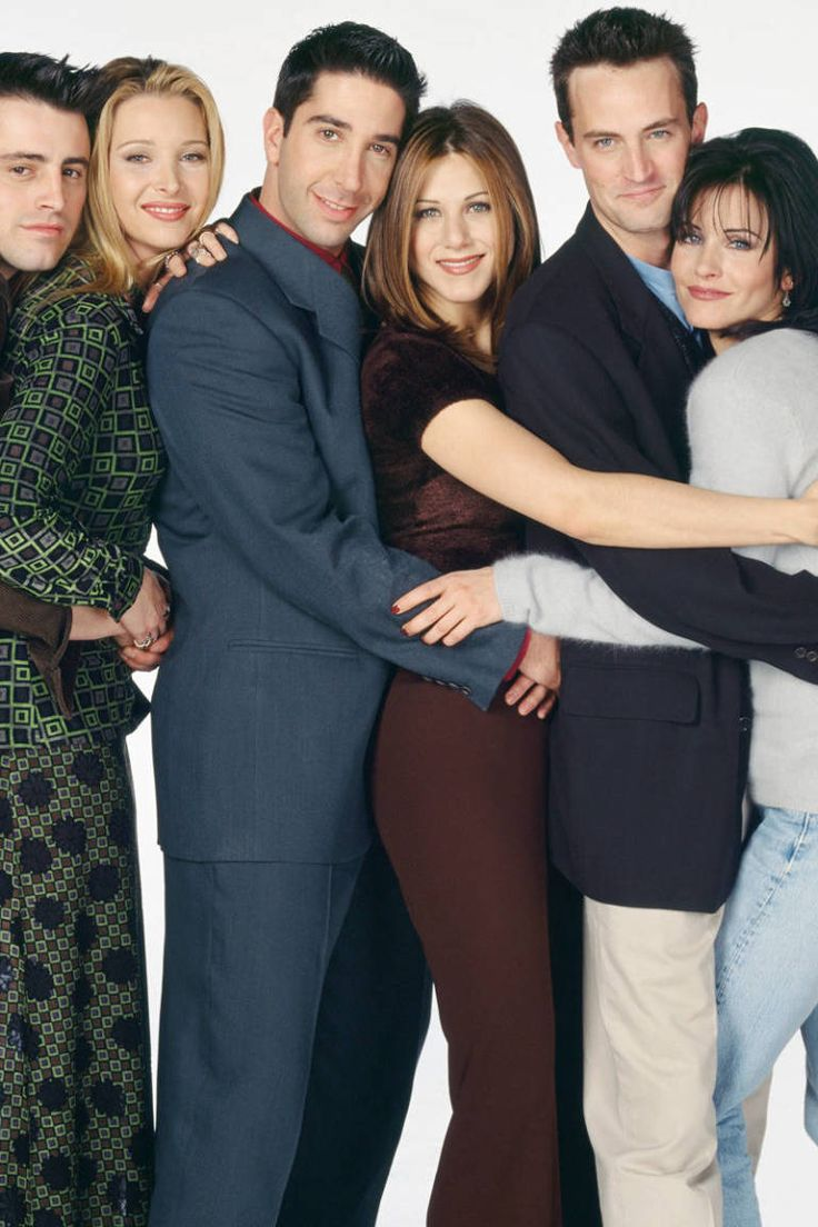 Revisit 236 'Friends' episodes in one glorious 236-second clip -Cosmopolitan.co.uk