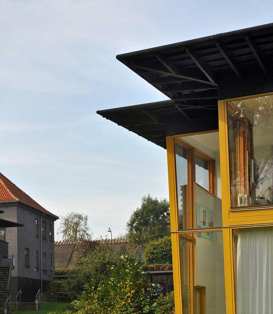 tegnestuen vandkunsten, birkerød søhuse housing, birkerød, copenhagen 1994-1995 by seier+seier, via Flickr