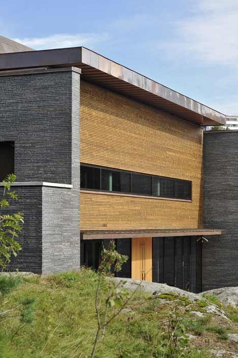 Boler Church by Hansen-Bjorndal Architects