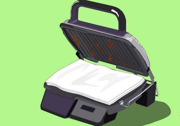 Így a legmakacsabb szennyeződést is eltüntetheted az elektromos grill lapról - Egy az Egyben