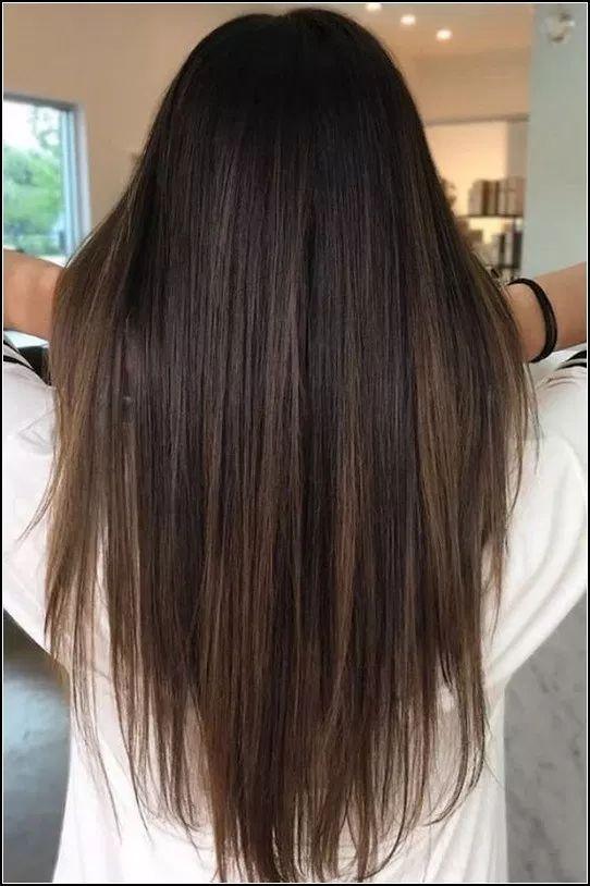125 melhores exemplos de cores de cabelos pretos e quentes que você pode encontrar- página 45> homemytri.com