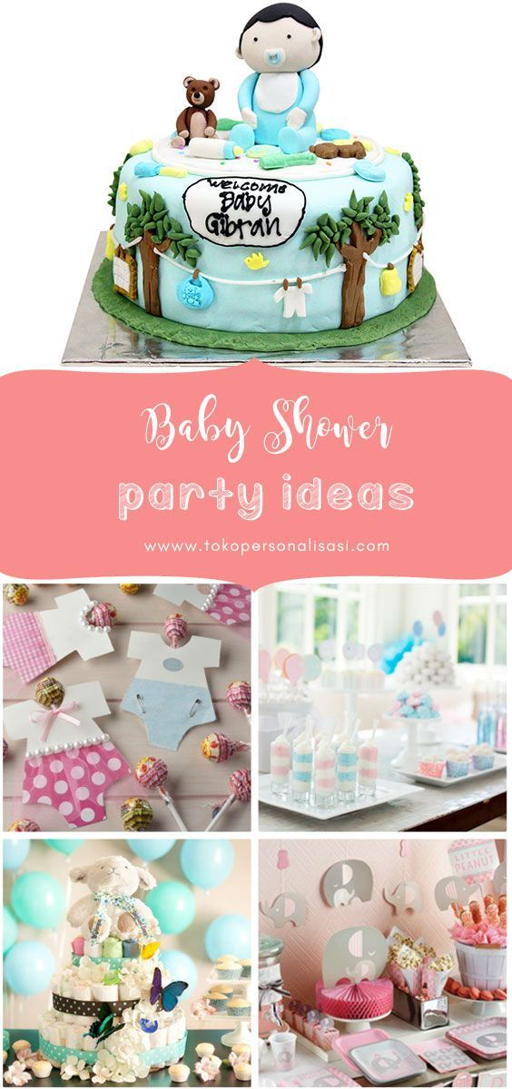 Give entertain to mom-to-be and the guests how to create a baby shower party ideas with your beloved friends and family.