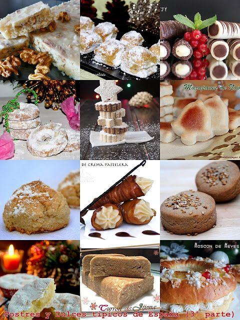 Postres y Dulces típicos de España, algunos más conocidos que otros (3ª parte) - especial Navidad   Cocinar en casa es facilisimo.com