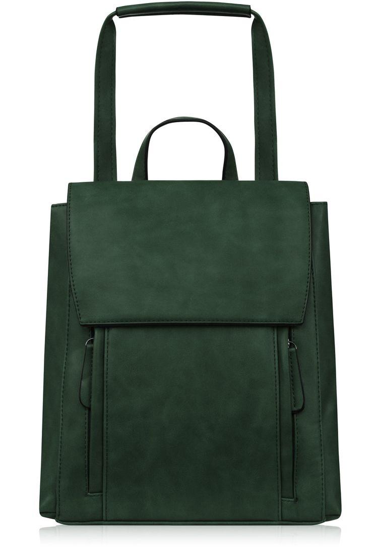 Недорогой женский рюкзак LEON на каждый день сумки оптом TRENDY BAGS. Деталь