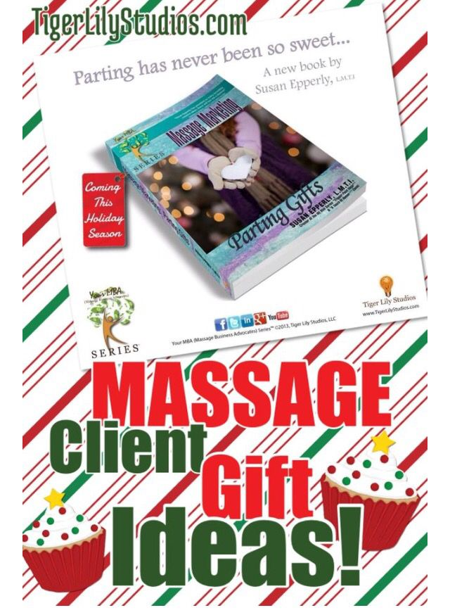 217 best images about massage client gifts on pinterest for Holiday gift ideas clients