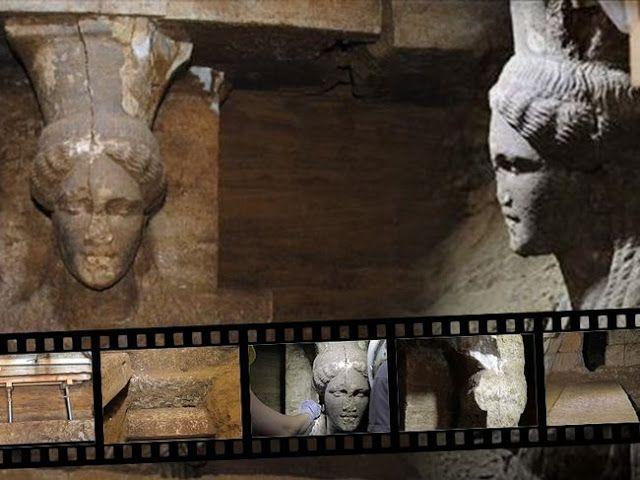Οι τέσσερις αρχαιολογικοί γρίφοι που θα... λυθούν το 2017