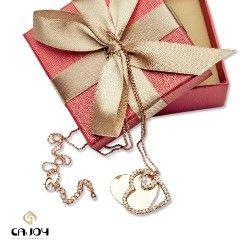 WOMAN präsentiert mit CAJOY zum Jubiläum die bezaubernde Halskette!