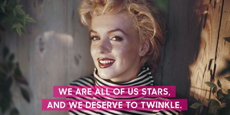 20 of Marilyn Monroe's Most Beautiful Quotes on Love, Life and Stardom