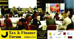 TAX & FINANCE EDITIA A -V-A, 12-13 MAI 2016
