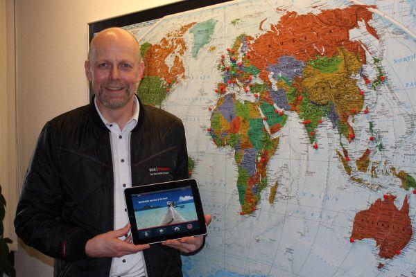 Internationalized MAN|PrimeServ ... the MAN|PrimeServ app from our Chinese hub on an iPad in Denmark (MAN|PrimeServ spirit pure)