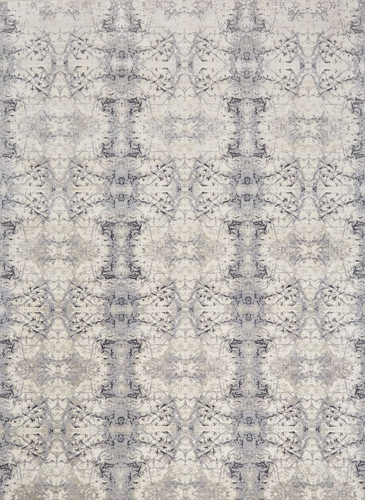 Silk Road - Silk Embossed MOD1244 hand knotted and carved in India using 100% New Zealand Wool and pure Chinese Silk
