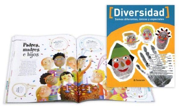 Clubes infantiles de lectura sobre diversidad y clubes de lectura diversos