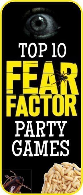 Die besten Furchtfaktor-Geburtstagsfeier-Spiele, die dir dabei helfen, eine …