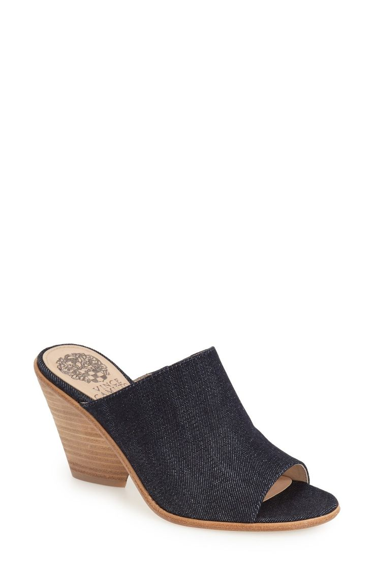 Vince Camuto 'Dormina' Mule (Women) available at #Nordstrom