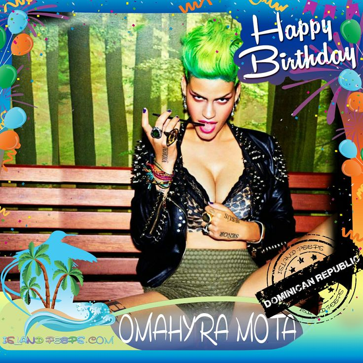 Happy Birthday Omahyra Mota!!! Model, Actress born in the Dominican Republic known for X-Men: The Last Stand (2006), After the Sunset (2004) and Happy End (2009). Today we celebrate you!!! @OmahyraMotaOfficial #OmahyraMota #islandpeeps #islandpeepsbirthdays #XMenTheLastStand #HappyEnd #Actress #DominicanRepublic