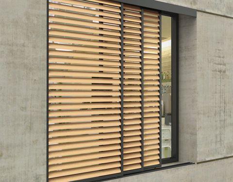 DucoSlide LuxFrame Wood: ideaal huwelijk tussen aluminium & hout | Passiefhuismarkt