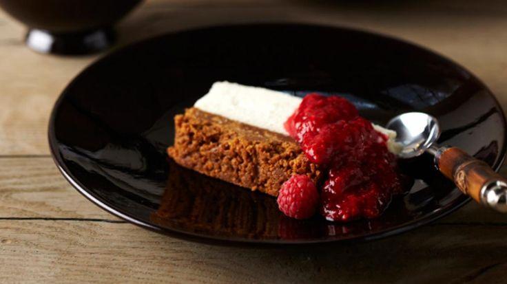 Dessert met speculaas (Pascale Naessens)