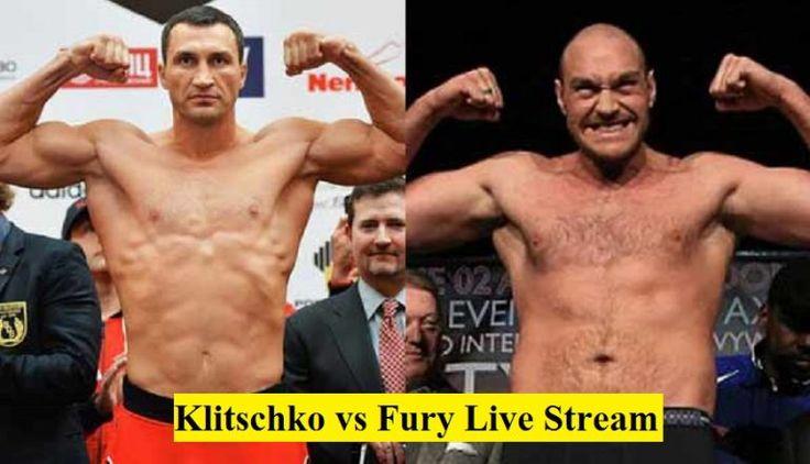 Wladimir Klitschko vs Tyson Fury Live Stream - http://wladimirklitschkovstysonfury.com/